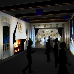 Sala del Ballo - Projection Design